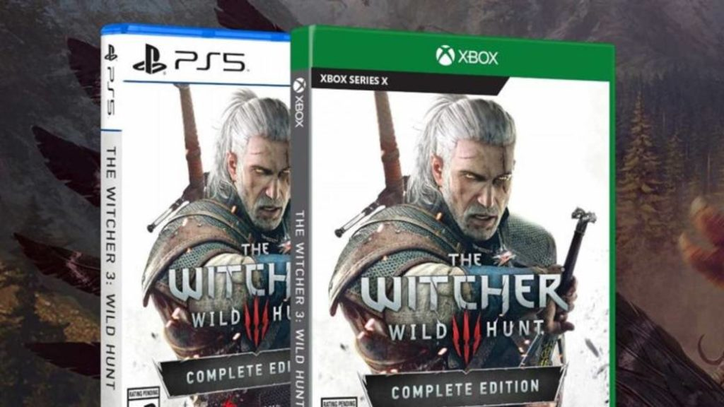The Witcher 3: Switch port authors take care of the next-gen version
