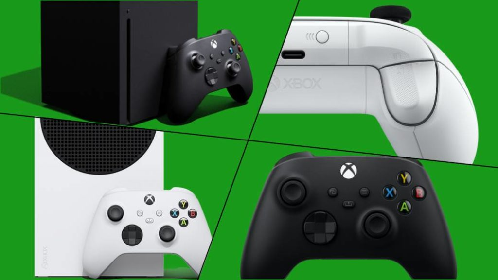 Xbox Series X and Xbox Series S launch new official website