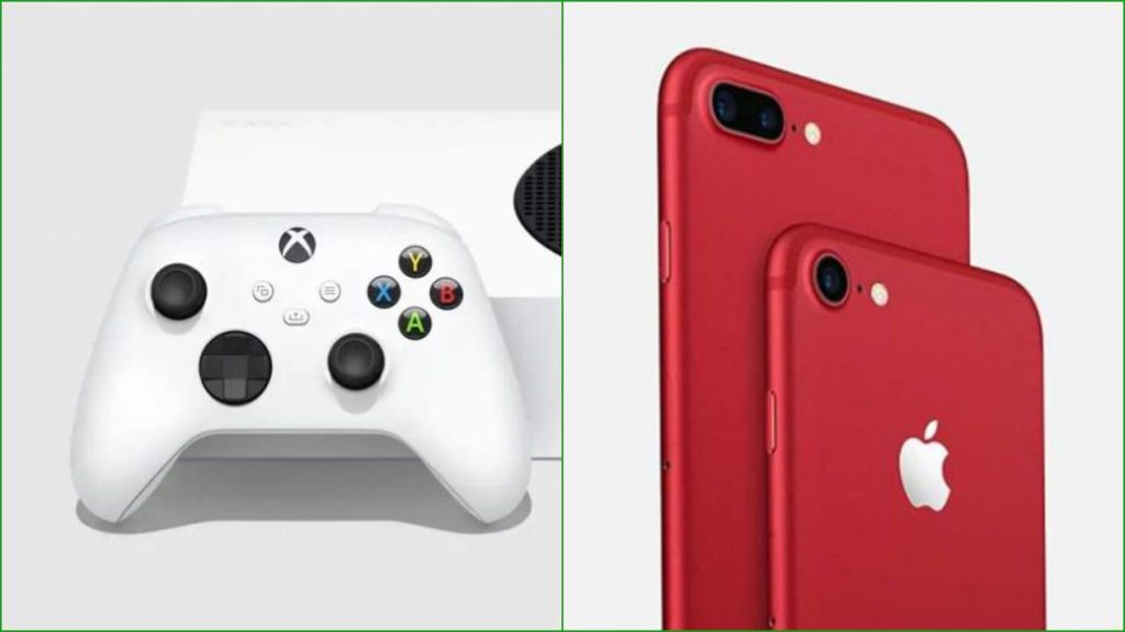 Mortal Kombat creator resembles Xbox Series S with iPhone 11 and SE