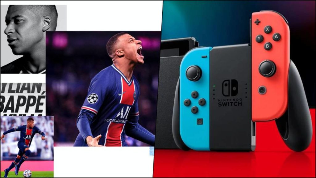 FIFA 21 Legacy Edition for Nintendo Switch confirms modes, FUT, weight and price