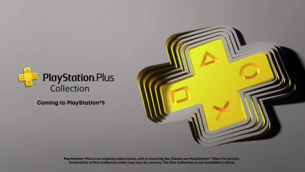 PlayStation Plus Collection confirmed for PS5: response to Xbox Game Pass