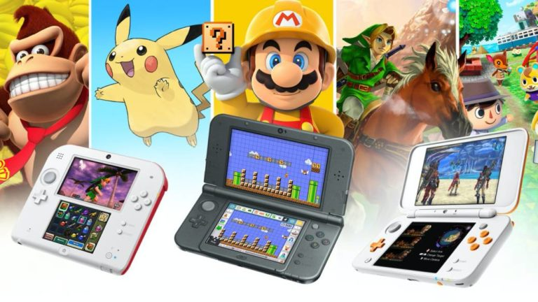 Official: Nintendo ceases production of all Nintendo 3DS models