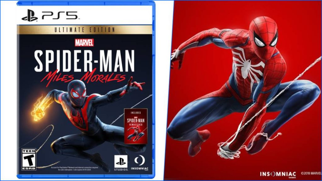 Spider-Man: Miles Morales Ultimate Edition for PS5 Will Include Remastered Original
