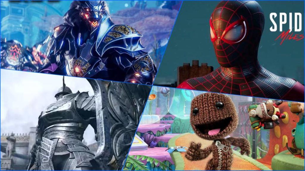 PS5 | All games for launch and for 2020 on PlayStation 5