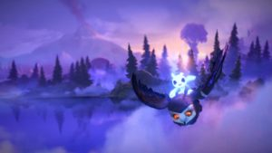 Ori and the Will of the Wisps launches today September 17 on Nintendo Switch