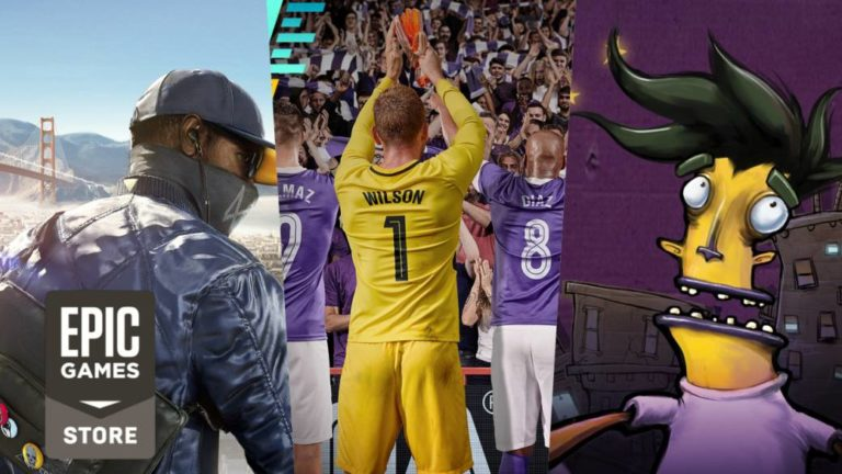 Watch Dogs 2 and Football Manager 2020, among the free games of the Epic Games Store on PC