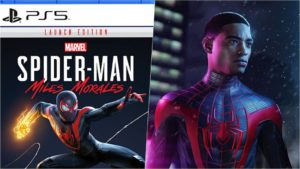 Spider-Man: Miles Molars standard and Ultimate Edition size revealed on PS5