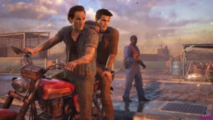 "Nolan North, delighted to return to Uncharted ""if this is not the end"""