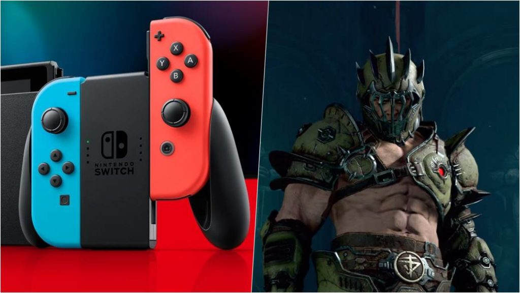 """Doom Eternal is """"close"""" to coming to Nintendo Switch, according to its producer"""