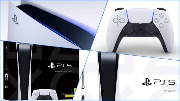 PS5 and PS5 Digital Edition: What will we find in the box? Console, controller, cables and more