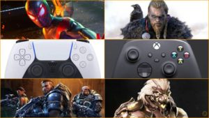 PS5 vs Xbox Series X | S: launch games comparison (full list)