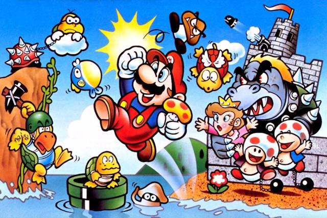 Bowser, Super Mario: A very peculiar villain