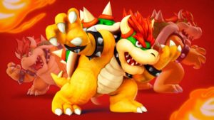 Bowser, Super Mario: A very peculiar villain