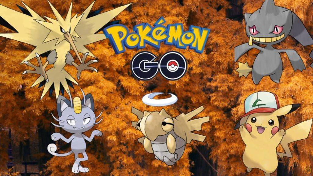 Pokemon Go Halloween Update 2020 Pokémon GO: all events, Legendaries, Halloween and challenges of