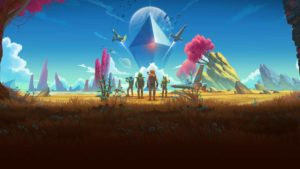 "The creators of No Man's Sky don't talk about their new big game because they have ""learned their lesson"""