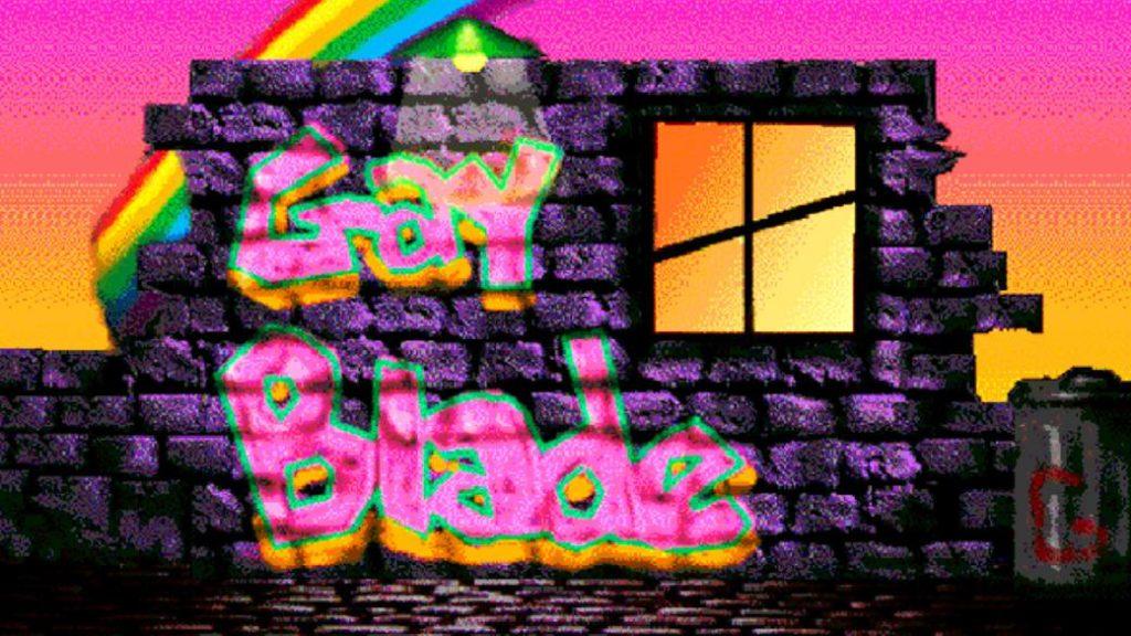 GayBlade, the rainbow refuge