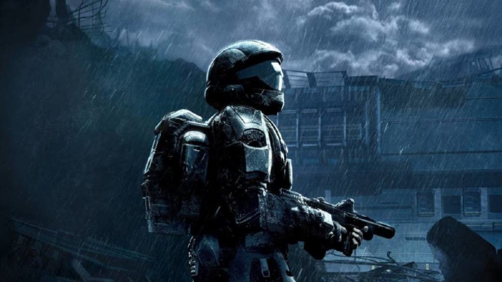 Halo 3: ODST, impressions. The streets of New Mombasa shine on PC