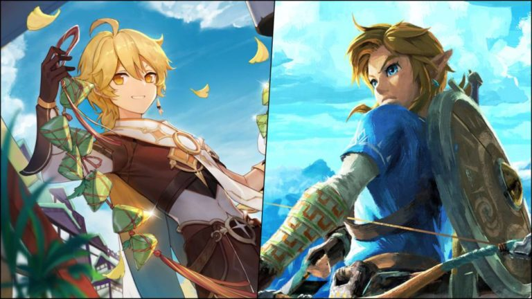 """Genshin Impact Team: It's """"Completely Different"""" from Zelda: Breath of the Wild"""