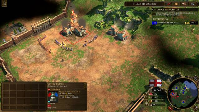 Age of Empires III: Definitive Edition, impressions