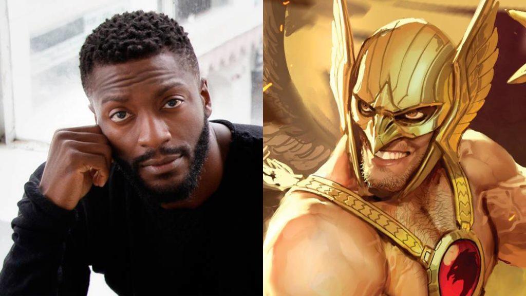 Black Adam already has his Hawkman: Aldis Hodge will be DC's Hawkman