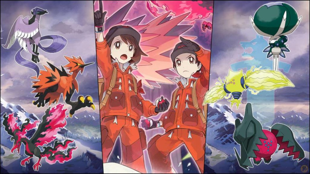 Pokémon Sword and Shield – The Snows of the Crown; date and new trailer