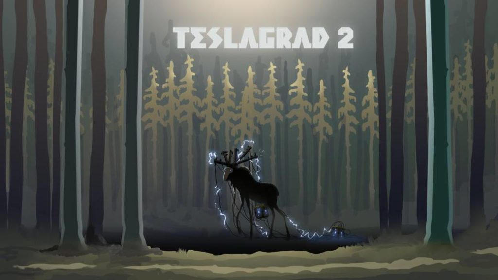 "Teslagrad 2 announced: ""It has never been far from our mind"""