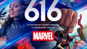 Marvel's 616: trailer for the documentary series about the creative universe of Marvel