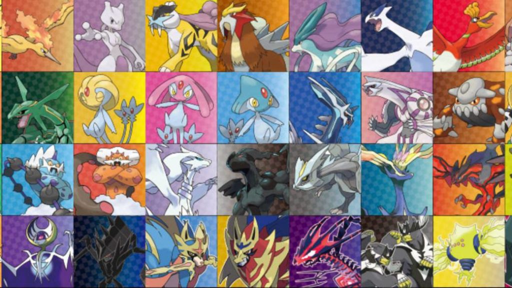 Pokémon Sword and Shield: the 77 Pokémon that return in The Snows of the Crown