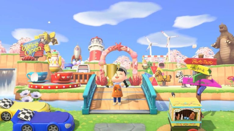 Animal Crossing: New Horizons is the GOTY for the Tokyo Game Show