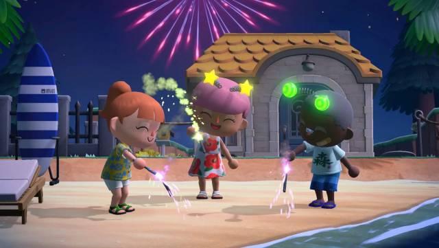 Animal Crossing: New Horizons, sales in Spain
