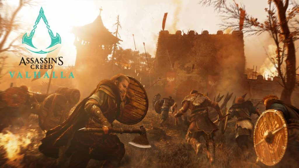 Assassin's Creed Valhalla teases its release until November 10