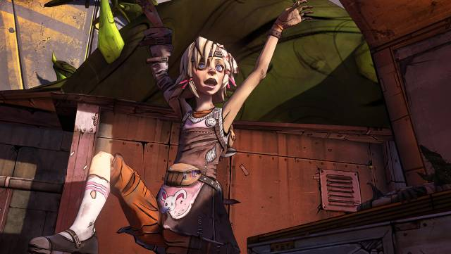 Borderlands 2, Lilith DLC, free on the Epic Games Store.