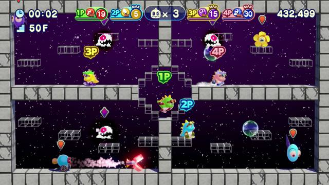 Bubble Bobble 4 Friends: Baron is Back! Heading to Switch and PS4 with new content