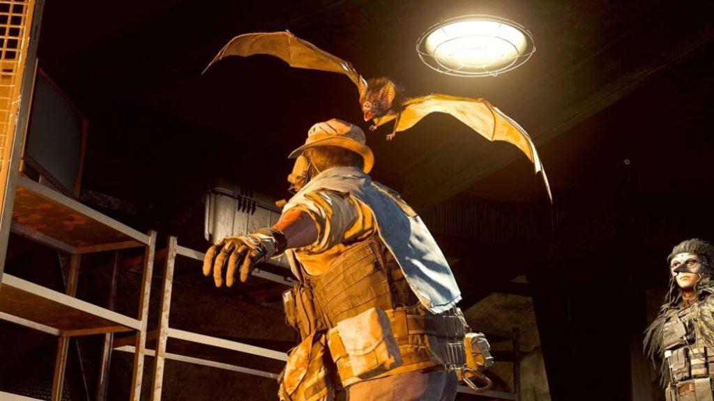 Call of Duty: Modern Warfare and Warzone welcome Edward, a vampire bat