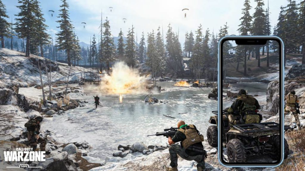 Call of Duty: Warzone: Job Offer Suggests Mobile Launch