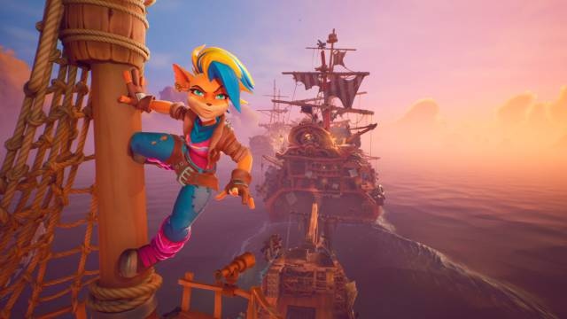 Crash Bandicoot 4 introduces new gameplay with Tawna and announces demo date
