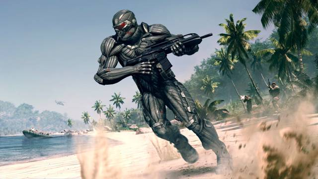 Crysis Remastered dazzles in its new 8K technical trailer