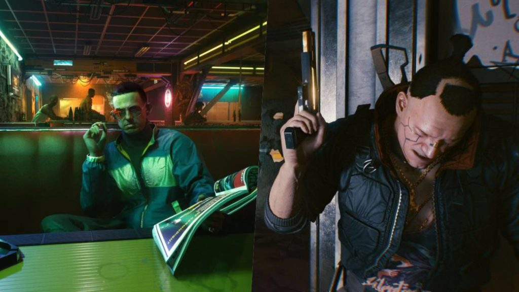 Cyberpunk 2077: companions can become your enemies