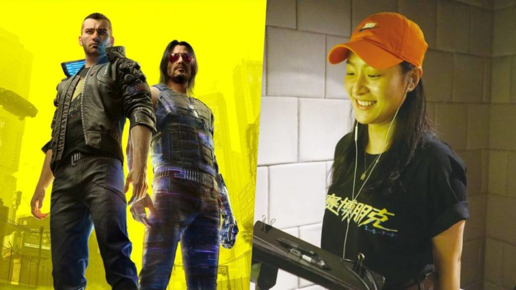 Cyberpunk 2077: dubbing in China has had more than 150 actors