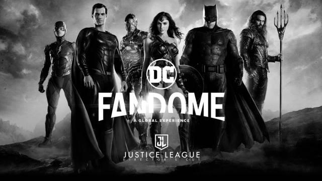 DC FanDome 2: New Batman Poster, Flash News, Final Snyder Cut Title, and More