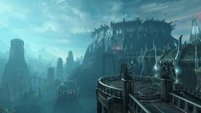Doom Eternal Nintendo Switch dates soon Panic Button
