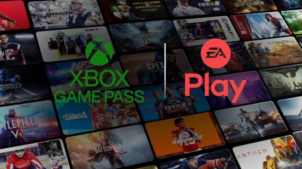 EA Play will be integrated for free in Xbox Game Pass Ultimate