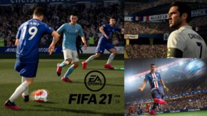 FIFA 21 reveals its official soundtrack and that of the VOLTA FOOTBALL mode