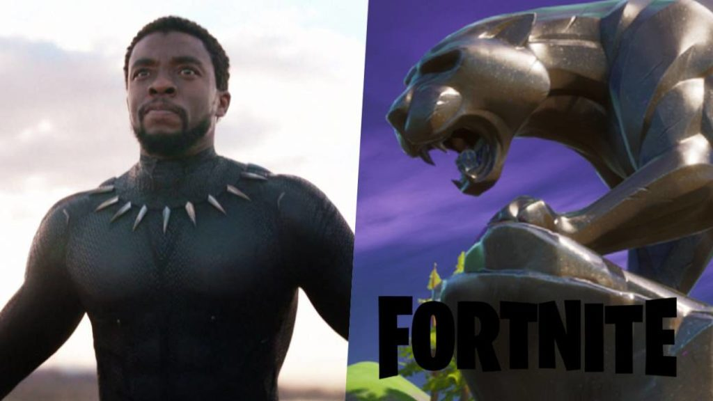 Fortnite pays tribute to Chadwick Boseman, the late Black Panther actor