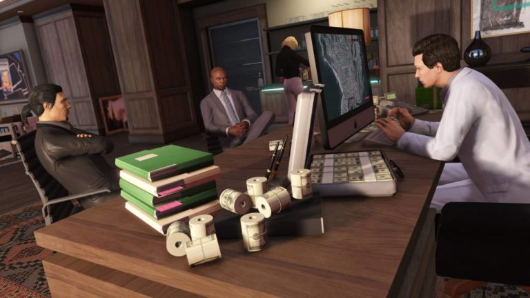 GTA Online: Rockstar reboots player accounts who took advantage of a glitch