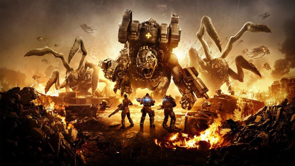 Gears Tactics is out November 10 on Xbox One, Xbox Series X and Xbox Series S