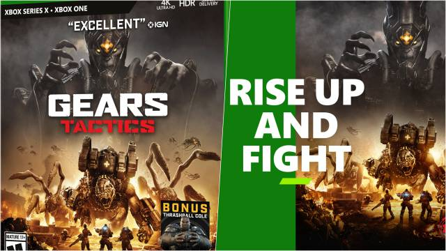 Gears Tactics new content xbox one xbox series x xbox series x windows 10 locuts gratis