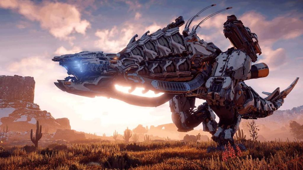 Horizon Zero Dawn is updated on PC (1.04) to fix stability issues