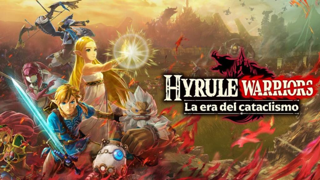 Hyrule Warriors: Age of Cataclysm announced; prequel to Zelda: Breath of the Wild