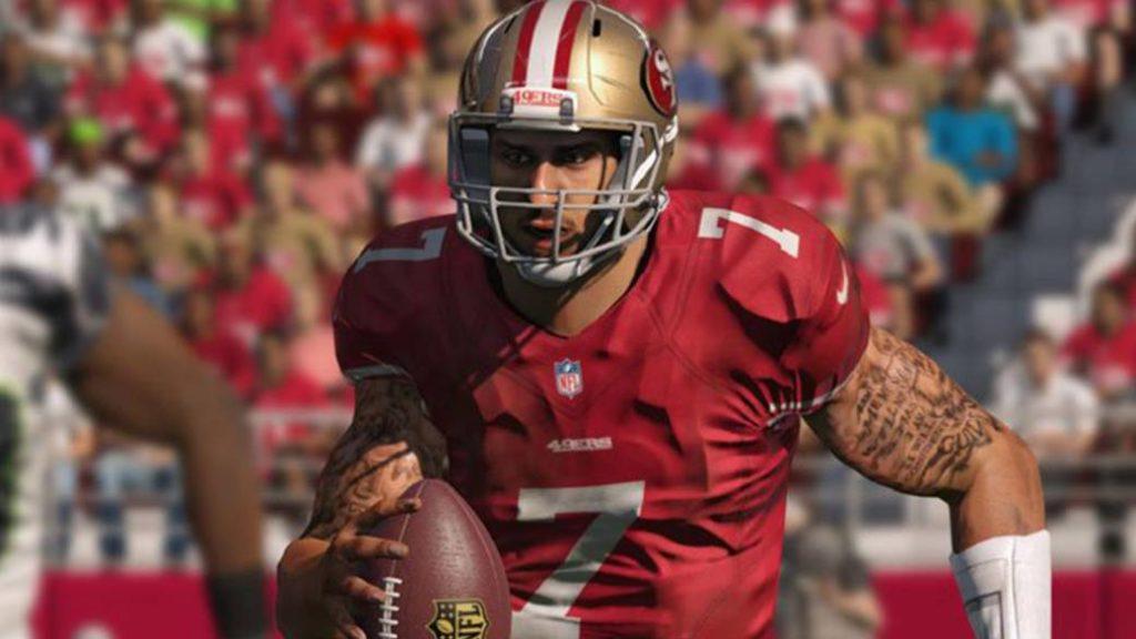 Madden NFL: EA announces return of quarterback Colin Kaepernick
